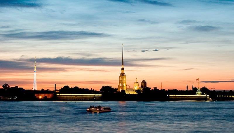 Noches Blancas de Sant Petersburgo
