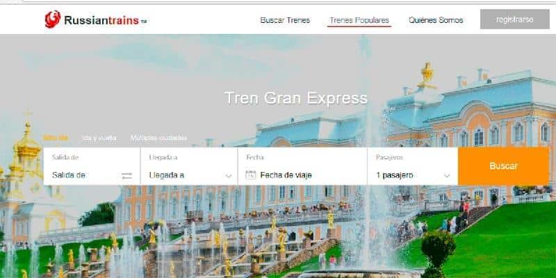 Tren Gran Express