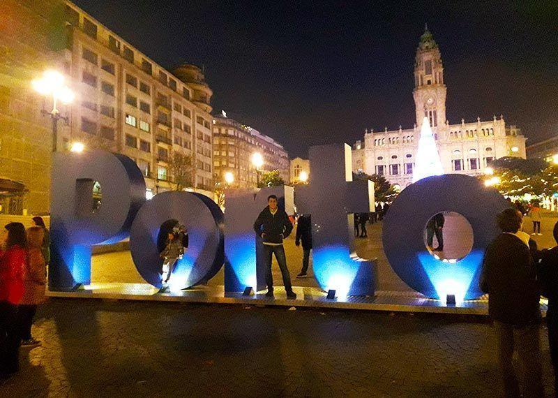 Cartel de Oporto