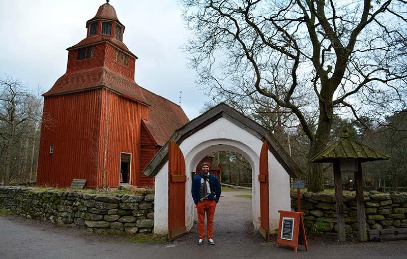 Iglesia Seglora Kyrka