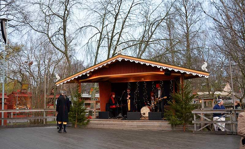 Concierto en Skansen