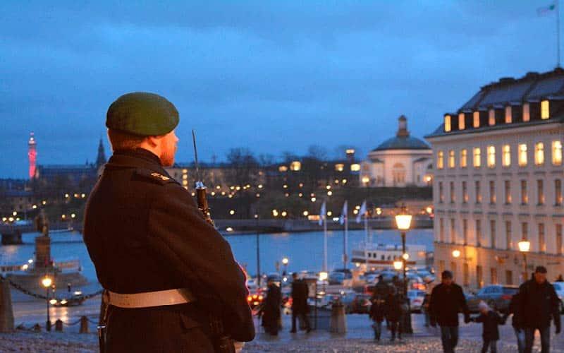 Guardia del Palacio Real