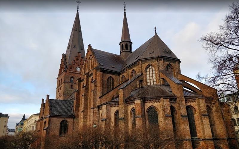 iglesia de san pedro malmo
