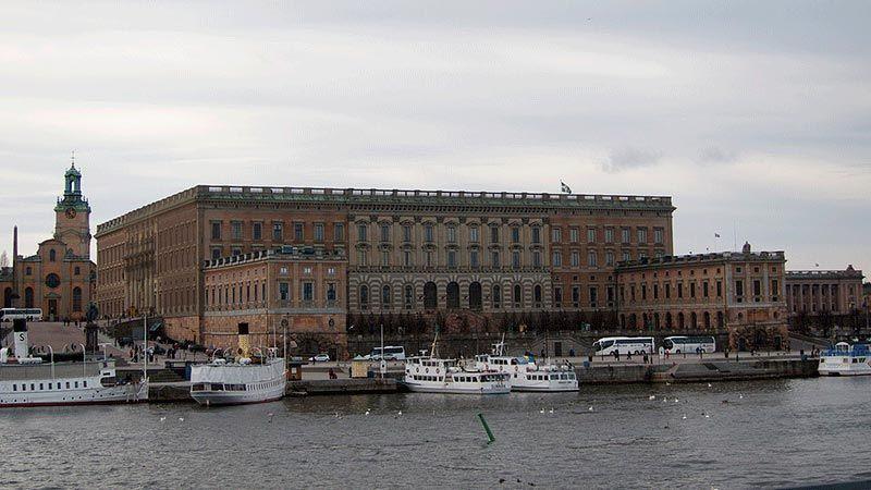 Palacio Real o Kungliga Slottet