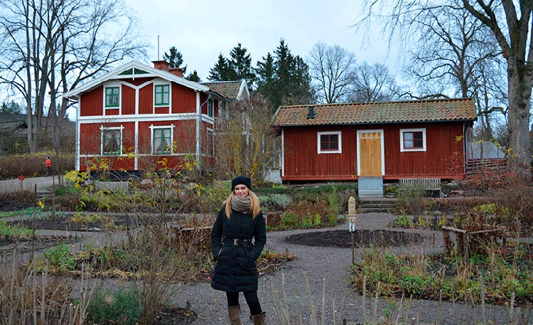 Pueblo de Skansen