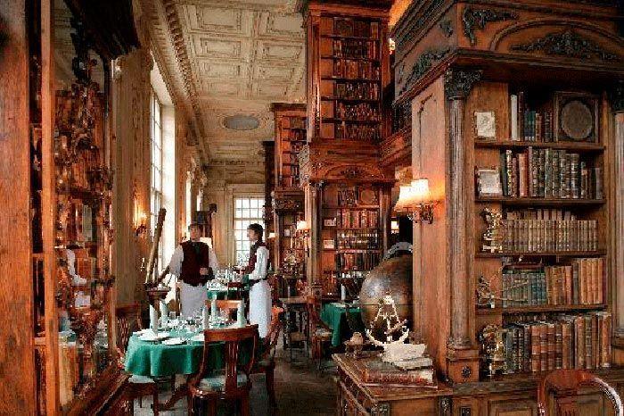 Café Pushkin, Moscu