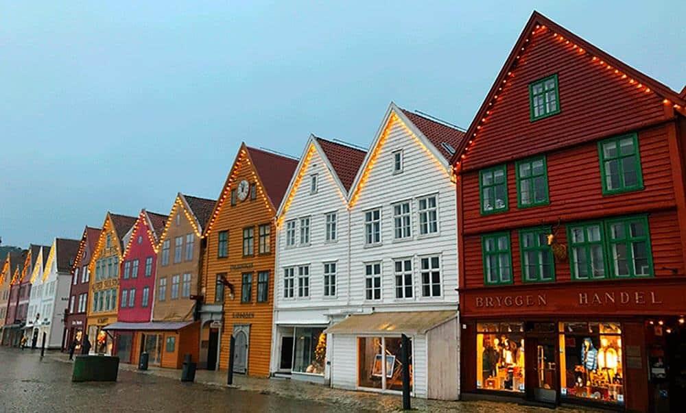 8 lugares imprescindibles que visitar en Bergen (Noruega) en un día