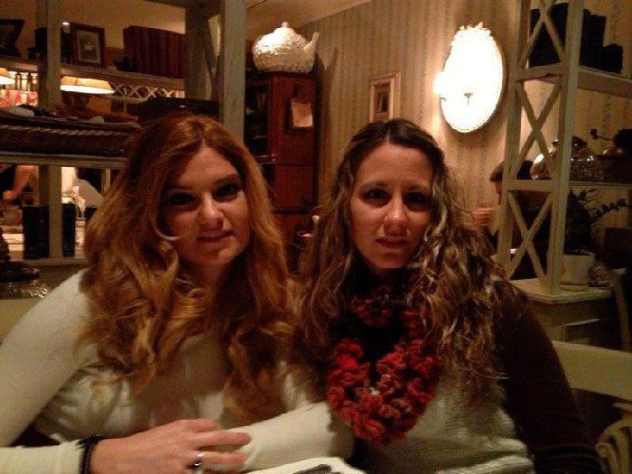 Cena en Mari Vanna