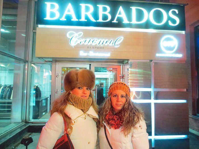 Discoteca Barbados Moscú