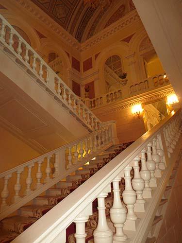Interioriores del Teatro Bolshoi