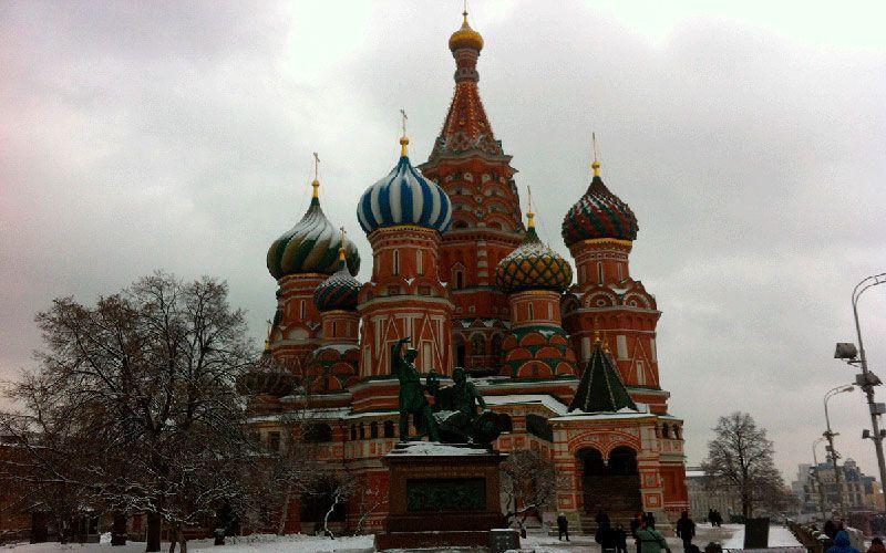 San Basilio Moscú