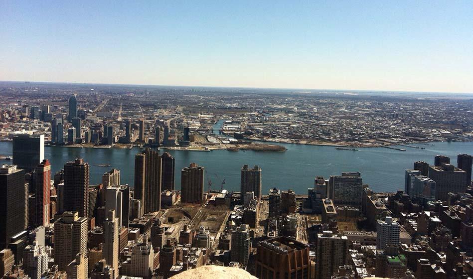 vistas de nueva york