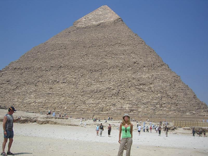 piramides de Giza Kefren