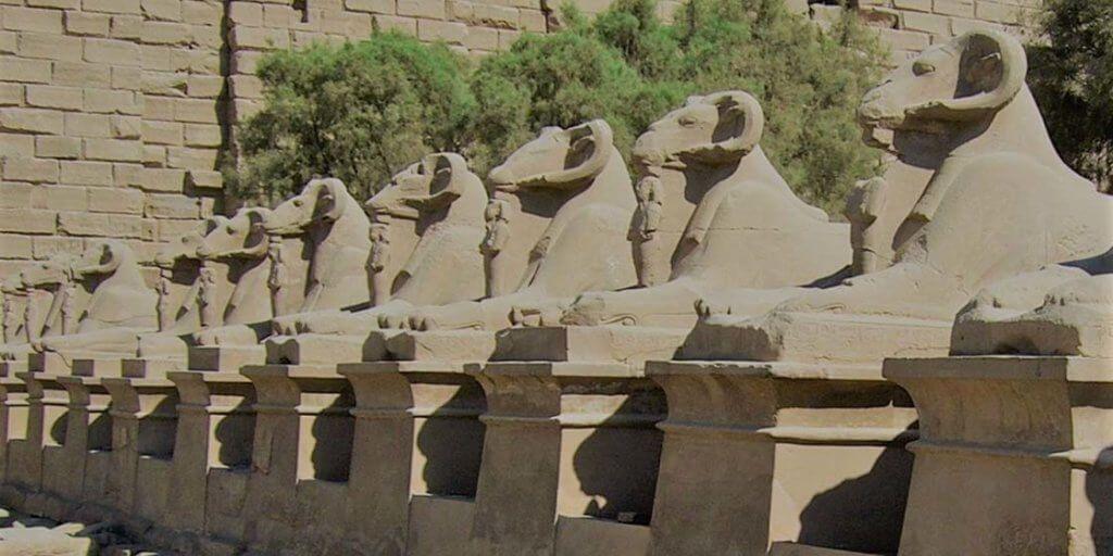 Segundo día en Egipto: Templo de Luxor, Edfu y Karnak