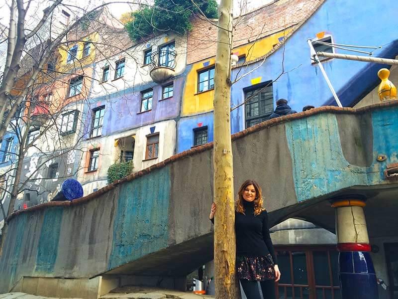 Hundertwasserhauss Village
