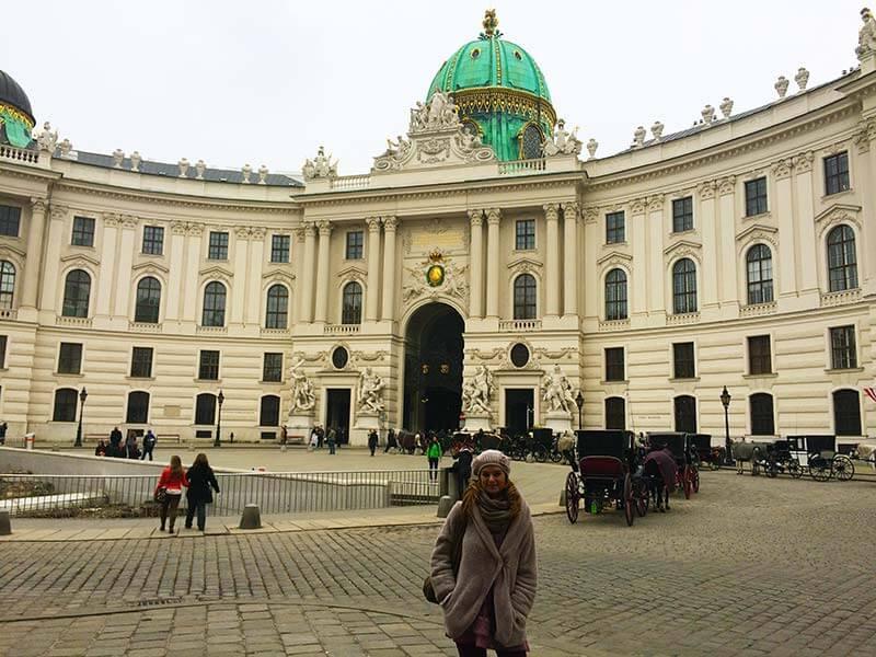 Que visitar en Viena: Palacio Hofburg