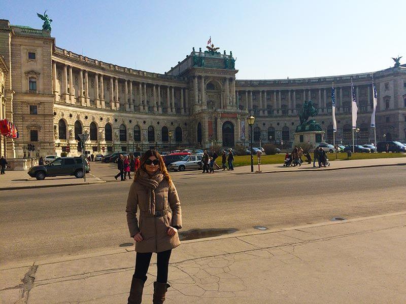 Que visitar en Viena: Plaza de los Héroes