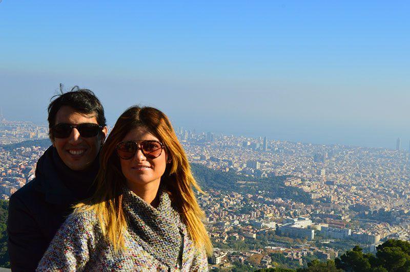 Vistas desde del Tibidabo