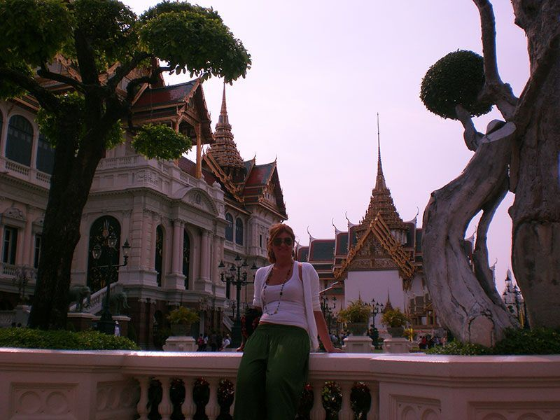 Palacio Real Bangkok viajar a Tailandia por libre