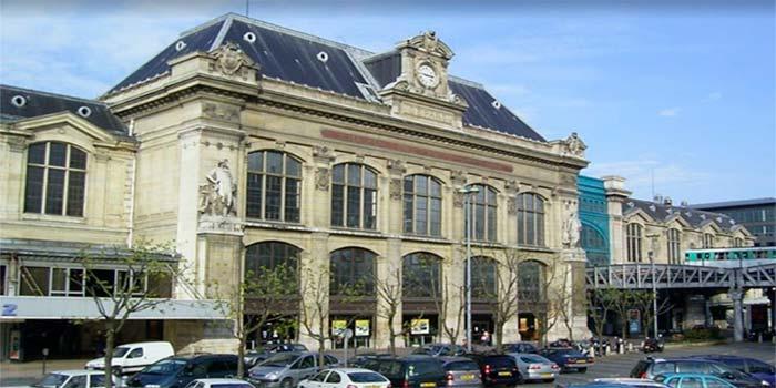 Estación París Austerlitz