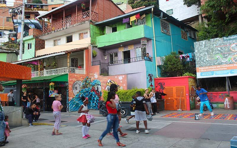 Comuna 13 que ver en Medellín