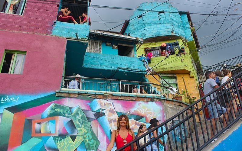 Comuna 13 free tour