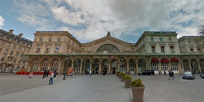 Como llegar a a París gare del este