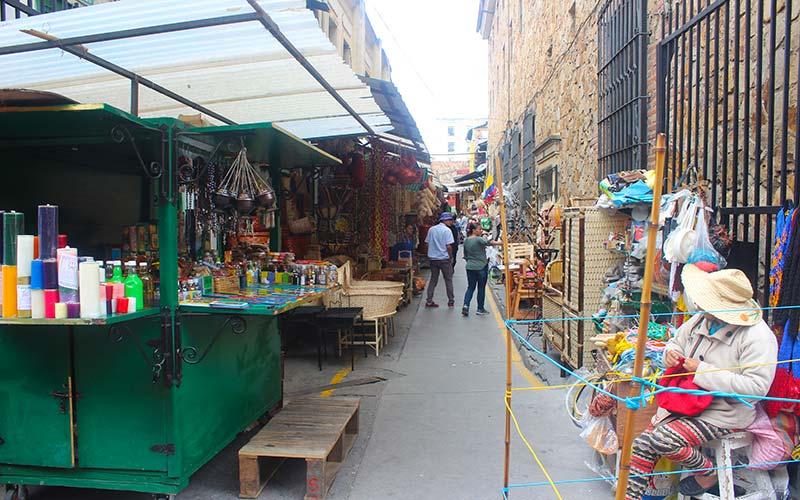 Mercados de Bogota