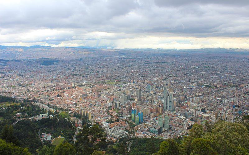 Que ver en Colombia:  Bogotá