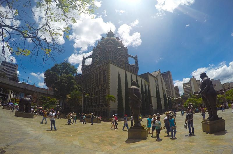 Palacio de la Cultura de Medellín