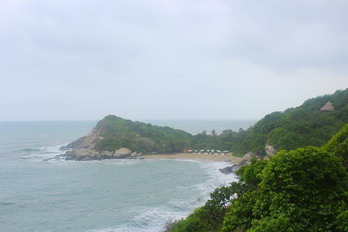 Playas de Tayrona