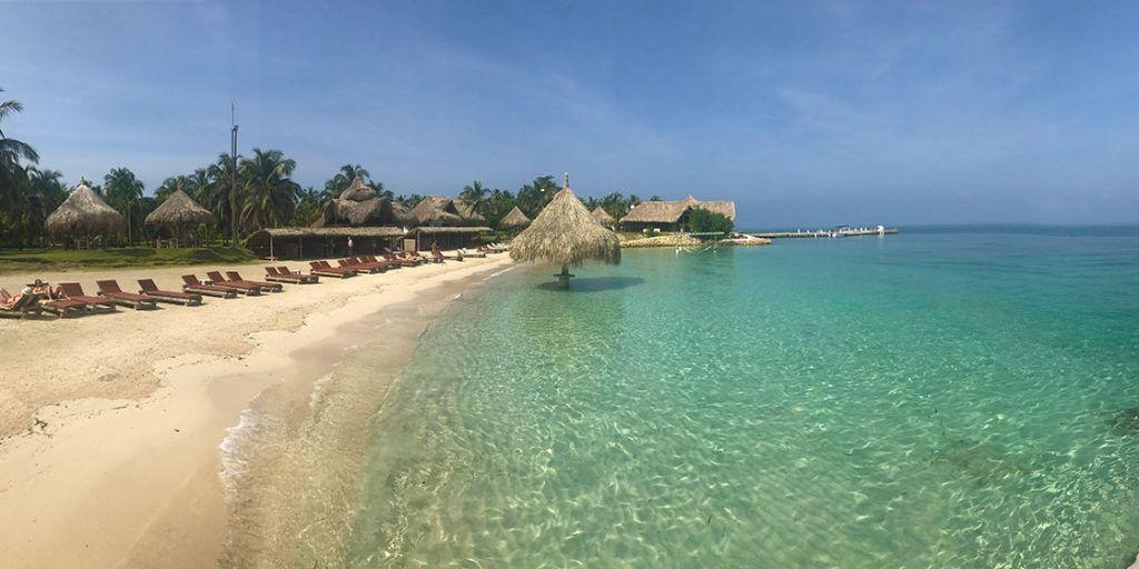 Isla Mucura, un pequeño paraíso en el Caribe Colombiano