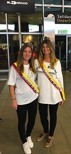 Reinas de Colombia