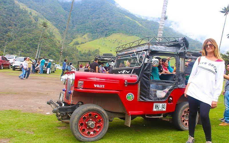 Valle del Cocora Salento Colombia