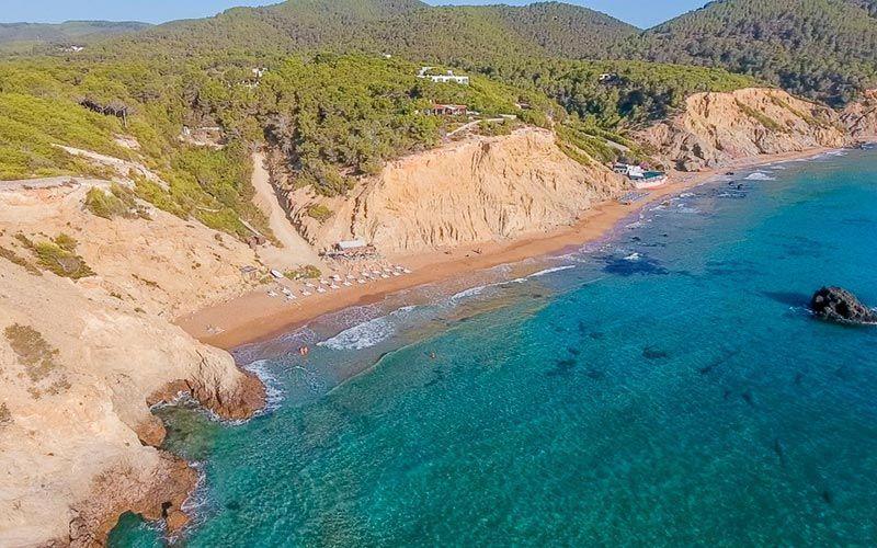 Playa Aguas Blancas Ibiza
