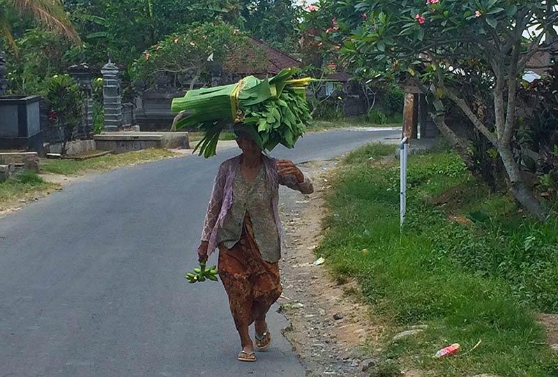 gente de Bali