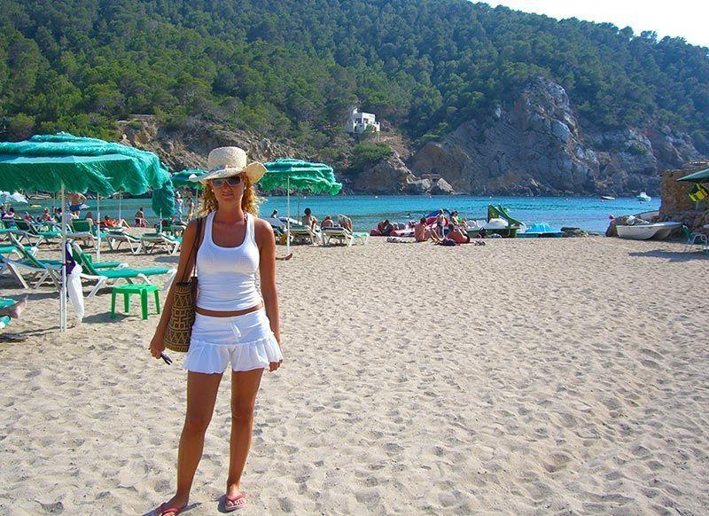 Las Calas más bonitas de Ibiza - Cala Benirrás