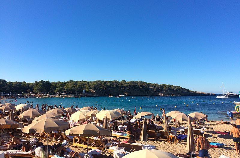 Las Calas mas bonitas de Ibiza Cala Bassa