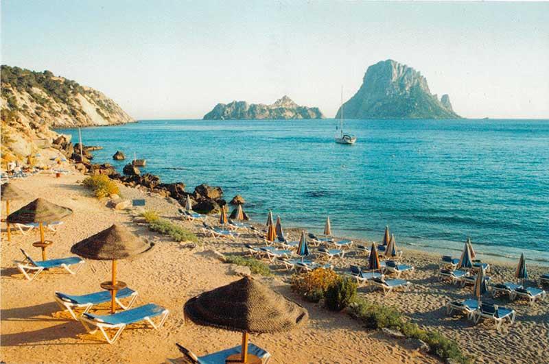 Las Calas más bonitas de Ibiza - Cala D' Hort