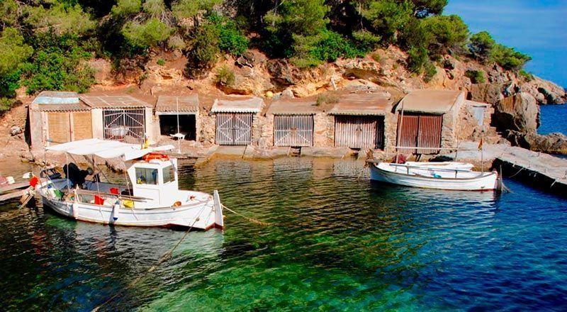 Las Calas más bonitas de Ibiza - Cala Mastella