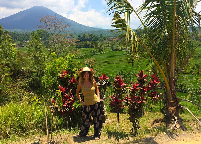 Excursiones recomendadas en Bali: terrazas de Jatiluwih
