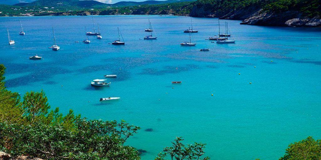 Las 10 calas más bonitas de Ibiza