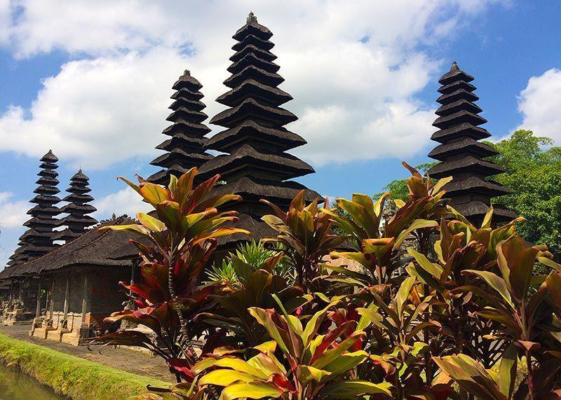 Itinerario de Indonesia por libre en 15 días