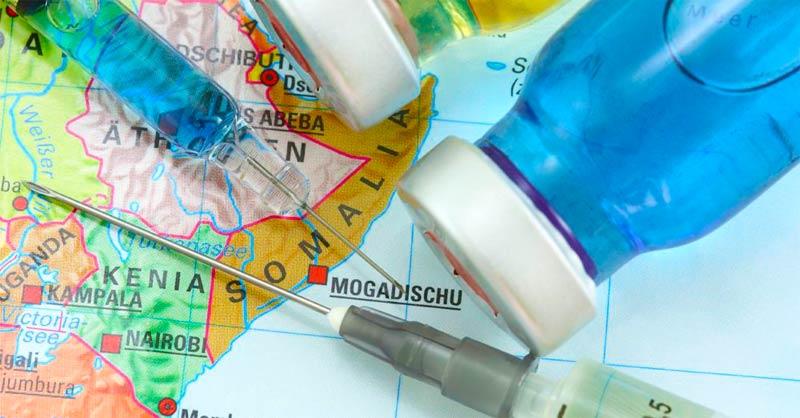 Vacunas para viajes