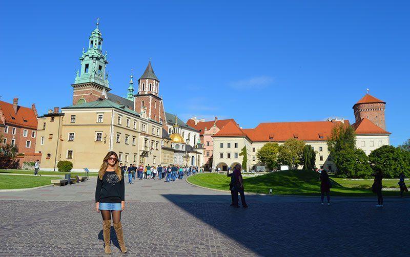 Catedral de Wawel Cracovia