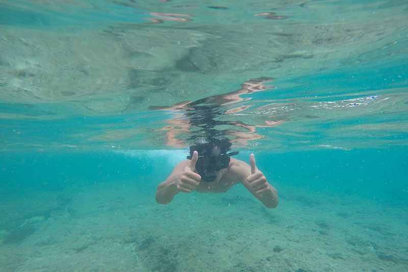 Snorkel en WestView - San Andrés, Colombia