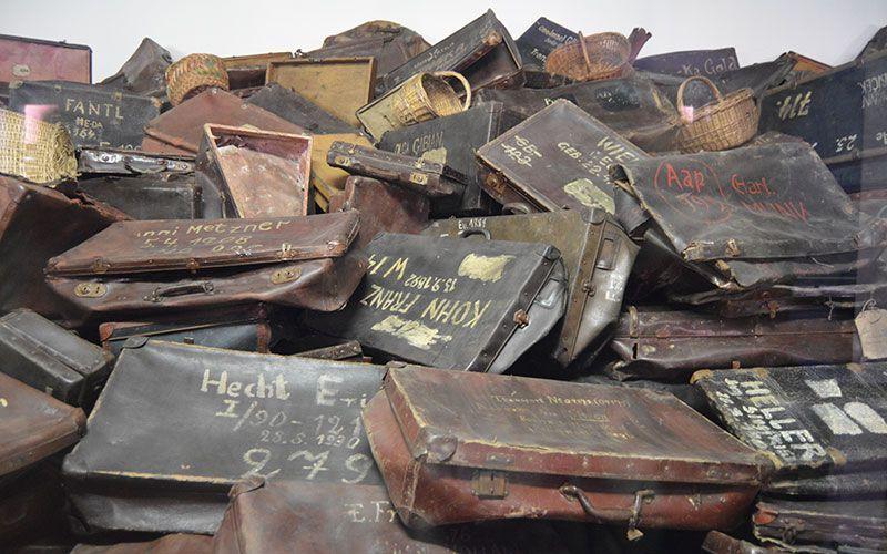 campo de concentracion Auschwitz I
