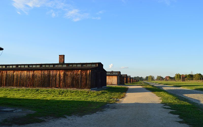campo de concentracion Auschwitz II Birkenau