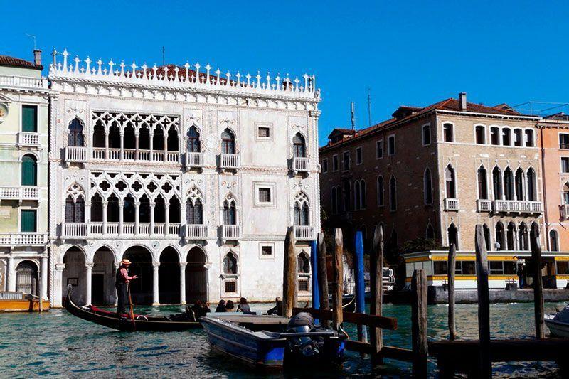 Ca d´oro venecia