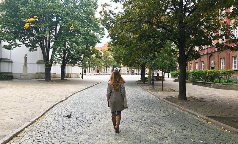 Calle freta varsovia